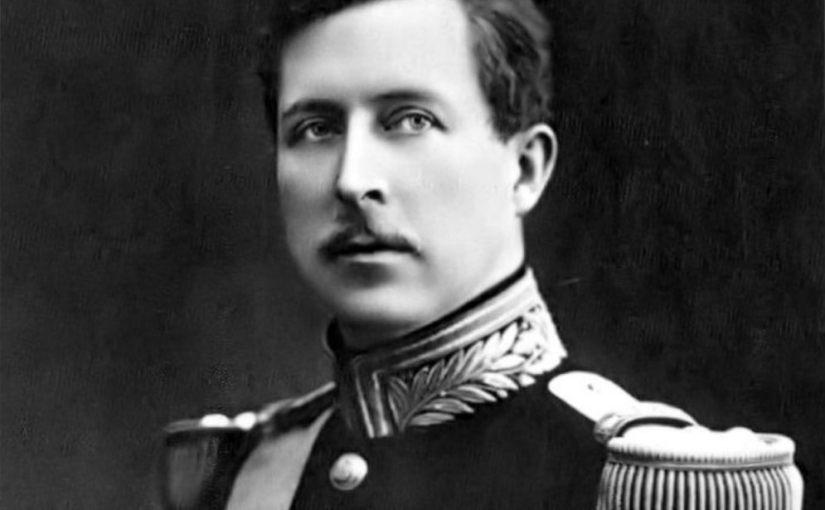 Troonrede van koning Albert I van België (22 november 1918)