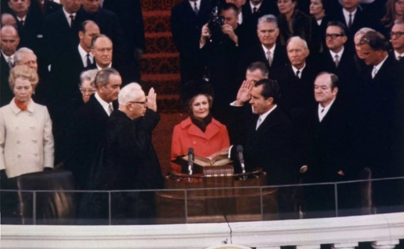Inauguratie-toespraak van Richard Nixon (20 januari 1969)