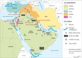 Moyen-Orient-populations-arabes-iraniens-turcs-kurdes-juifs-conflits-et-crises-
