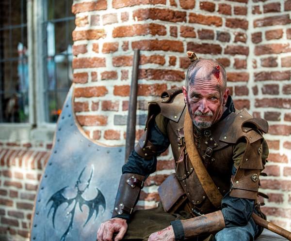Chateau Gaillard  défense ultime de Richard Cœur de Lion 4-histoire sympa
