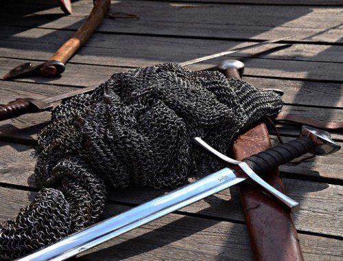 Chateau Gaillard défense ultime pour la Normandie de Richard Cœur de Lion-histoire sympa