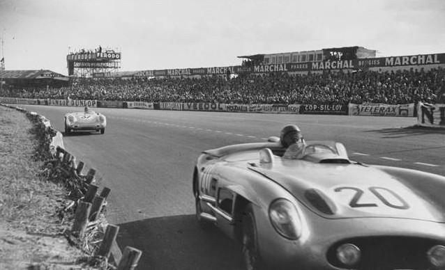 course des 24h du Mans