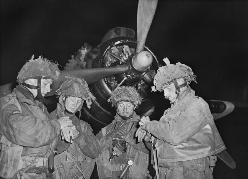 6e division britannique-Jour J 1944