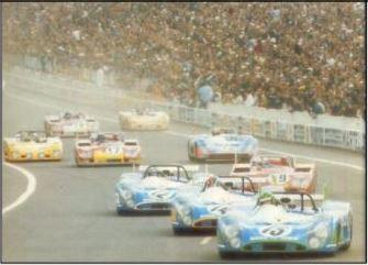 Matra 24 heures du Mans