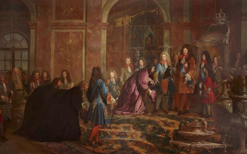 Louis-XIV-l-etiquette-versaillaise