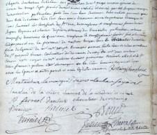 Mariage de Magdeleine de La Tour Du Pin, avec Annet de Champferrier 2/2