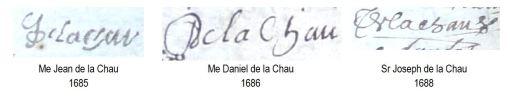Les Delachau