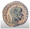 Pièce de monnaie, Sesterce de Gordien III (238-244)