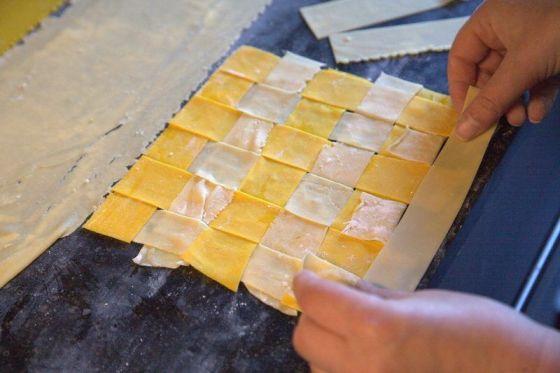 fabrication de la cressée