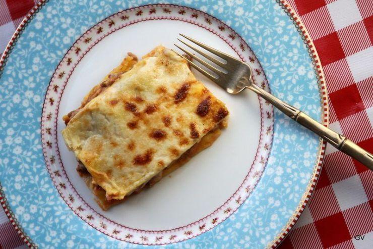 lasagne all'emiliana