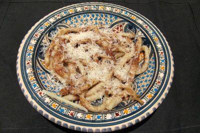 macharoni romaneschi