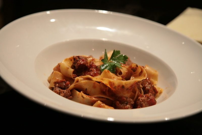 pappardelle sanglier