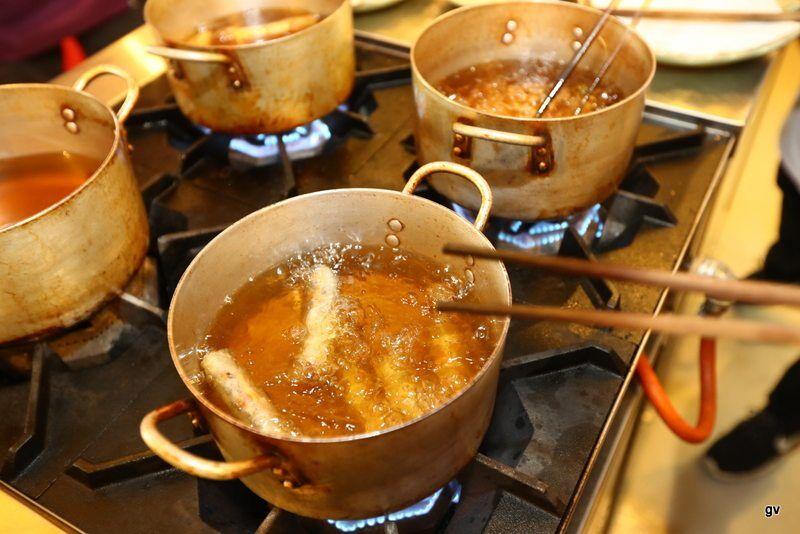 cuisson des nem
