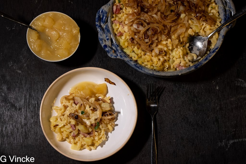 Macaronis de l'armailli