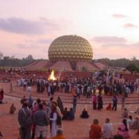 Auroville: cité utopique, cité intuitive