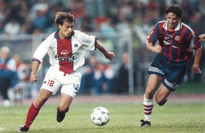 Bayern Munich - PSG 2-0, 12/08/96, match amical 96-97 - Histoire ...
