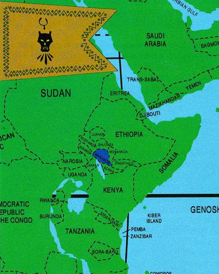 Carte Afrique Wakanda.Super Hero Ines Africain Es De Marvel A Comic Republic