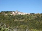 Prats de Sournia : Village perché, Octobre 2017.