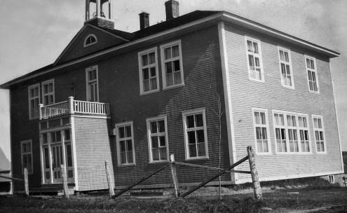 La nouvelle école du village