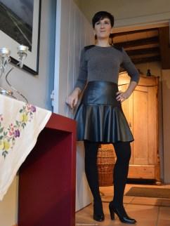 Histoires de Couture - Naaitechnieken : Shirt met split in de bovenrug - Burdastyle 09/2012