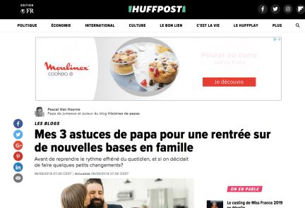 Huffington Post papa