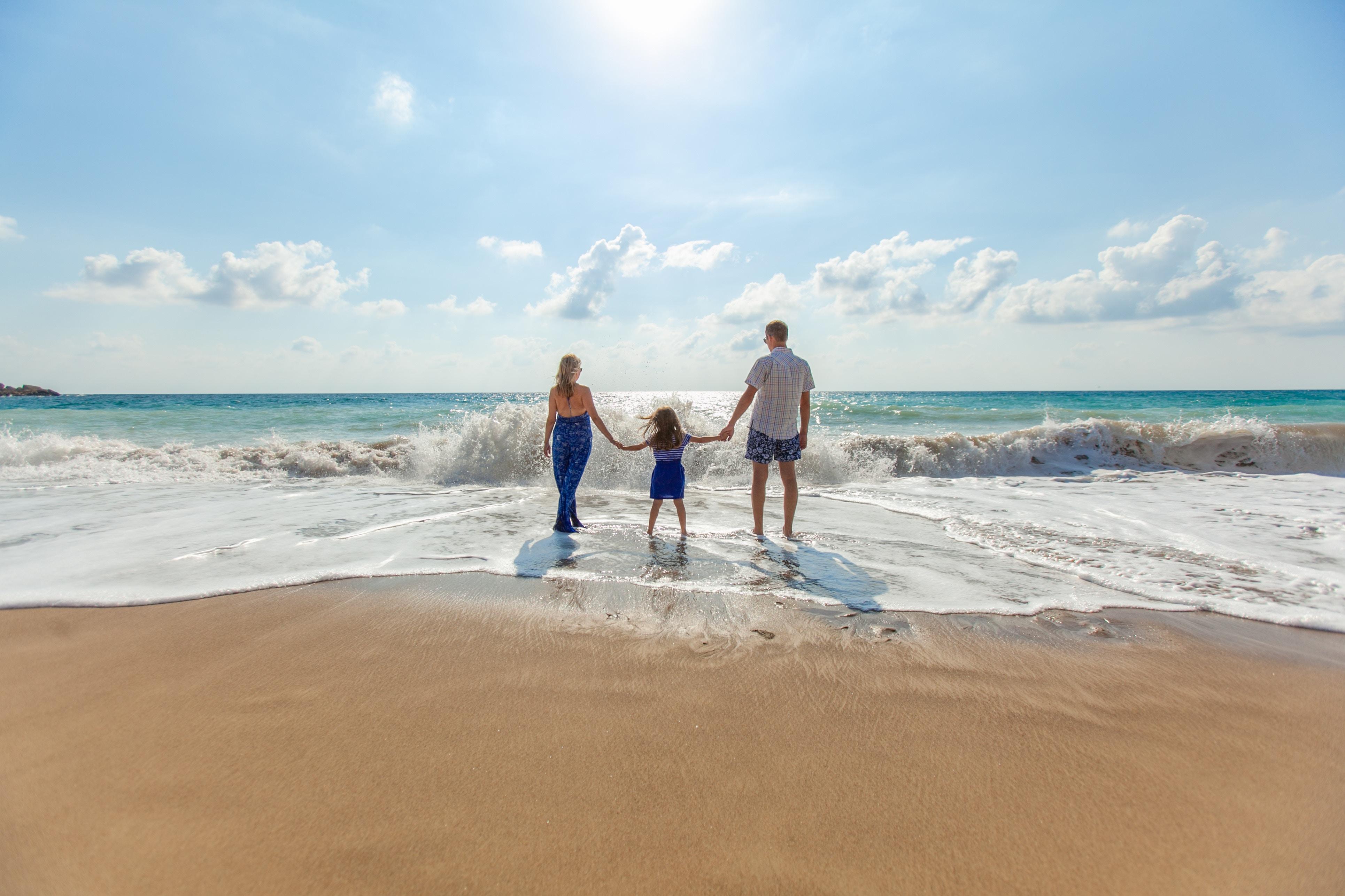famille vacances