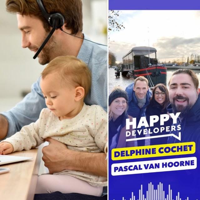 podcast parentalité en entreprise