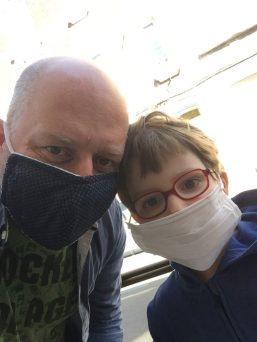 papa masque