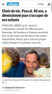 Podcast Code Source Histoires de Papas