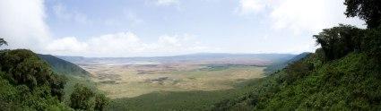 Cratère du Ngorongoro