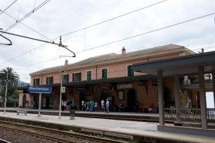 La gare de Monterosso