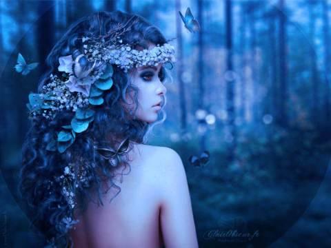 SCYLLA la nymphe à la beauté divine
