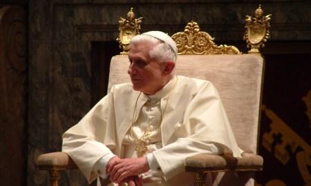 Biografía de Benedicto XVI