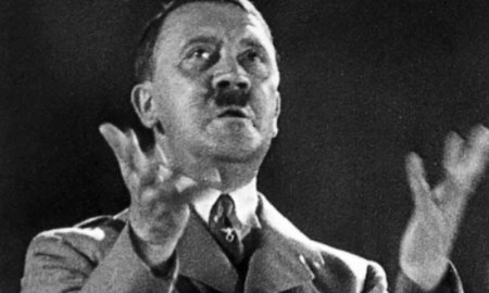 Biografía de Adolf Hitler