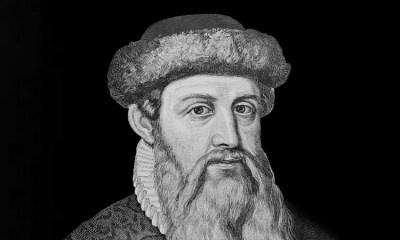 Biografía de Johannes Gutenberg