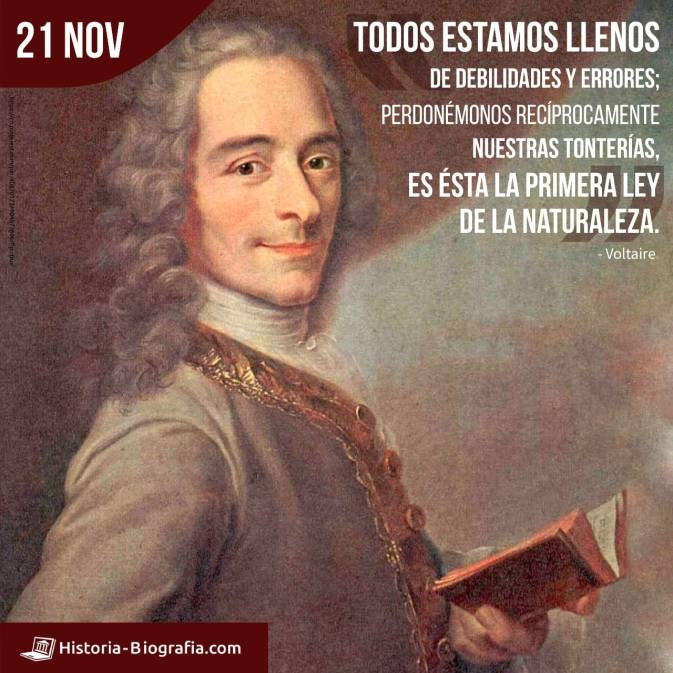 Voltaire frases