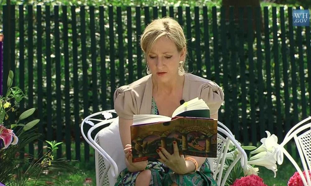 Biografía de J. K. Rowling