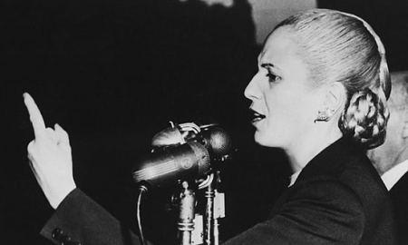 Biografía de Eva Perón