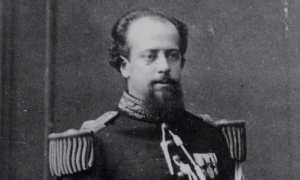 Biografía de Julio Argentino Roca