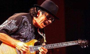 Biografía de Carlos Santana