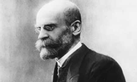 Biografía de Émile durkheim