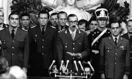 Historia del Golpe de Estado en Argentina de 1976