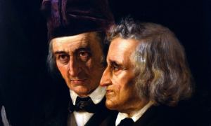 Biografía de los Hermanos Grimm