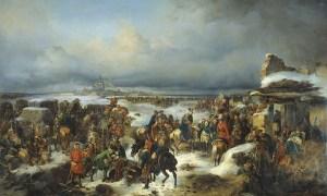Historia de la Guerra de los Siete Años