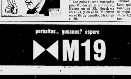 Historia del M19