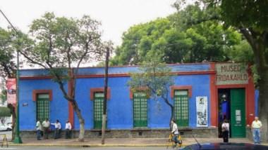 Casa Azul, Frida Kahlo