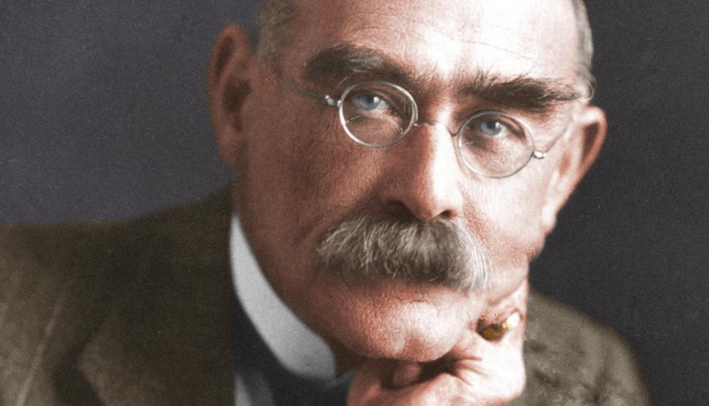 Ministro Flecha Red de comunicacion  Historia y biografía de Rudyard Kipling