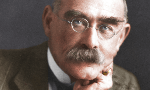 Biografía de Rudyard Kipling