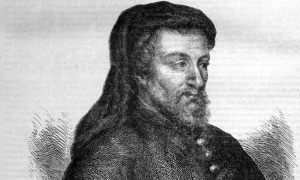 Biografía de Geoffrey Chaucer