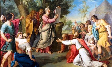 Historia de los Diez Mandamientos